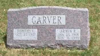 GARVER, ARMIN R. - Mahoning County, Ohio | ARMIN R. GARVER - Ohio Gravestone Photos