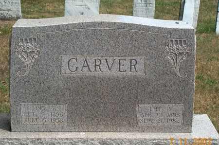 KOHLER GARVER, LOIS S. - Mahoning County, Ohio | LOIS S. KOHLER GARVER - Ohio Gravestone Photos