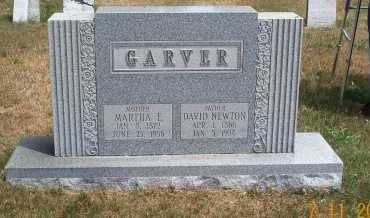 GARVER, MARTHA E. - Mahoning County, Ohio | MARTHA E. GARVER - Ohio Gravestone Photos