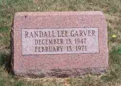 GARVER, RANDALL LEE - Mahoning County, Ohio | RANDALL LEE GARVER - Ohio Gravestone Photos