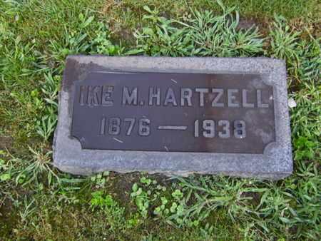 HARTZELL, IKE - Mahoning County, Ohio | IKE HARTZELL - Ohio Gravestone Photos