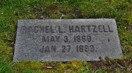 HARTZELL, RACHEL - Mahoning County, Ohio | RACHEL HARTZELL - Ohio Gravestone Photos