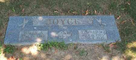 JOYCE, HALLIE A. - Mahoning County, Ohio | HALLIE A. JOYCE - Ohio Gravestone Photos