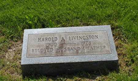 LIVINGSTON, HAROLD - Mahoning County, Ohio | HAROLD LIVINGSTON - Ohio Gravestone Photos