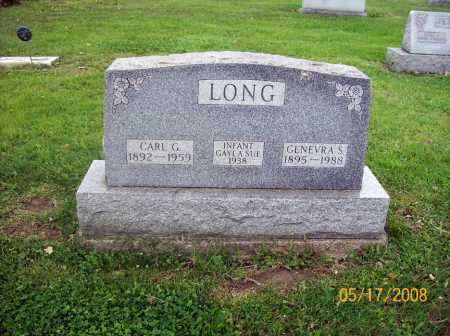 LONG, GAYLA SUE - Mahoning County, Ohio | GAYLA SUE LONG - Ohio Gravestone Photos