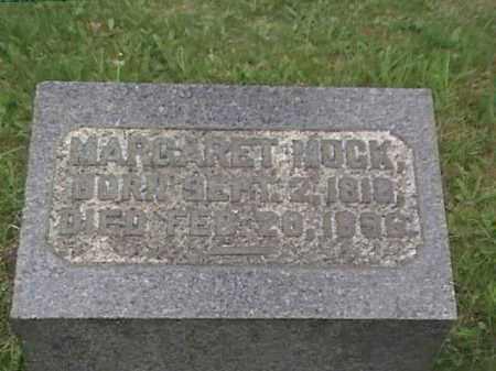 MOCK, MARGARET - Mahoning County, Ohio | MARGARET MOCK - Ohio Gravestone Photos