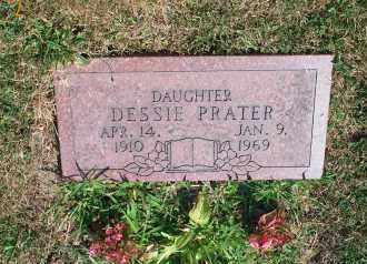 PRATER, DESSIE LEEN - Mahoning County, Ohio | DESSIE LEEN PRATER - Ohio Gravestone Photos