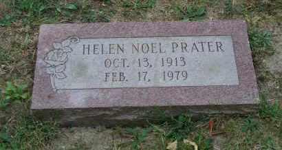 PRATER, HELEN - Mahoning County, Ohio | HELEN PRATER - Ohio Gravestone Photos