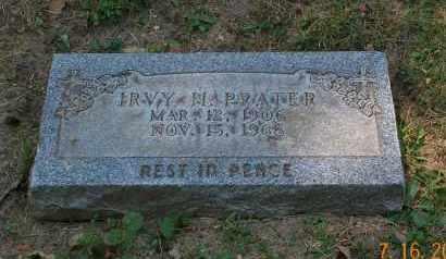 PRATER, IRVY H. - Mahoning County, Ohio | IRVY H. PRATER - Ohio Gravestone Photos