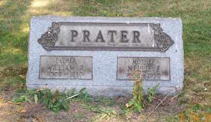 PRATER, NELLIE F. - Mahoning County, Ohio | NELLIE F. PRATER - Ohio Gravestone Photos