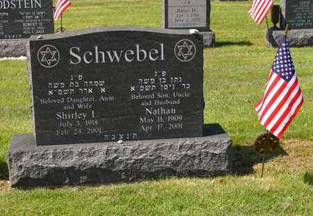LUSTIG SCHWEBEL, SHIRLEY - Mahoning County, Ohio | SHIRLEY LUSTIG SCHWEBEL - Ohio Gravestone Photos