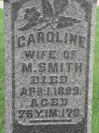 SMITH, CAROLINE - Mahoning County, Ohio | CAROLINE SMITH - Ohio Gravestone Photos