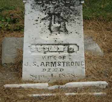 ARMSTRONG, J.S. - Marion County, Ohio | J.S. ARMSTRONG - Ohio Gravestone Photos