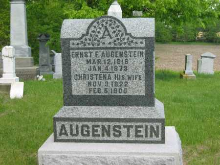AUGENSTEIN, CHRISTENA - Marion County, Ohio | CHRISTENA AUGENSTEIN - Ohio Gravestone Photos
