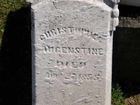 AUGENSTINE, CHRISTOPHER - Marion County, Ohio | CHRISTOPHER AUGENSTINE - Ohio Gravestone Photos