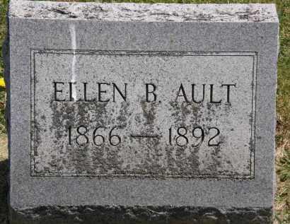 AULT, ELLEN B. - Marion County, Ohio | ELLEN B. AULT - Ohio Gravestone Photos