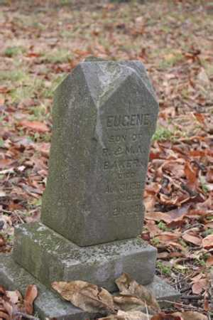 BAKER, EUGENE - Marion County, Ohio | EUGENE BAKER - Ohio Gravestone Photos