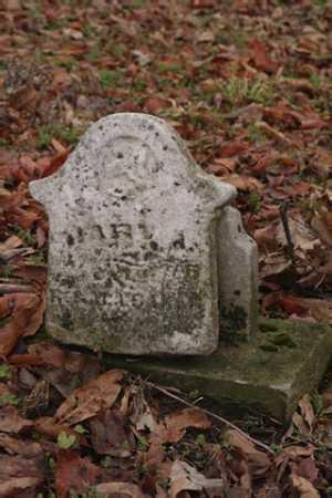 BAKER, MARY - Marion County, Ohio | MARY BAKER - Ohio Gravestone Photos