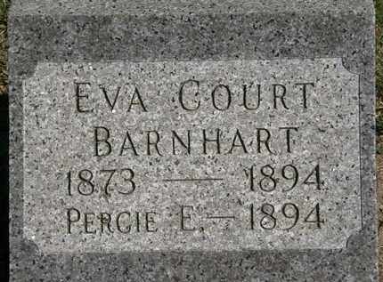 BARNHART, PERCIE E. - Marion County, Ohio | PERCIE E. BARNHART - Ohio Gravestone Photos