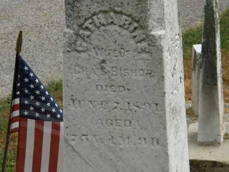 BISHOP, CHA'S - Marion County, Ohio | CHA'S BISHOP - Ohio Gravestone Photos