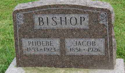 BISHOP, JACOB - Marion County, Ohio | JACOB BISHOP - Ohio Gravestone Photos