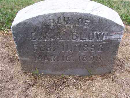 BLOW, BELVA - Marion County, Ohio | BELVA BLOW - Ohio Gravestone Photos