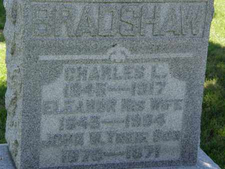 BRADSHAW, ELEANOR - Marion County, Ohio | ELEANOR BRADSHAW - Ohio Gravestone Photos