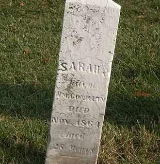 CONKLIN, SARAH - Marion County, Ohio | SARAH CONKLIN - Ohio Gravestone Photos