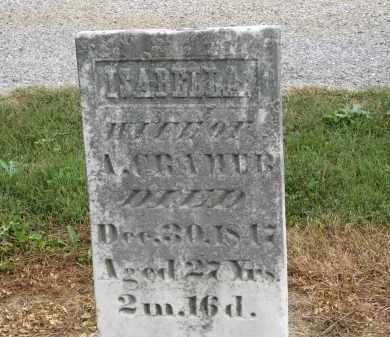 CRAMER, A. - Marion County, Ohio | A. CRAMER - Ohio Gravestone Photos