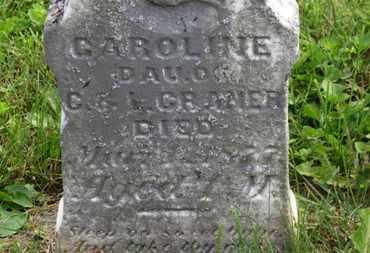 CRANER, C. - Marion County, Ohio | C. CRANER - Ohio Gravestone Photos