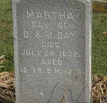 DAY, O. - Marion County, Ohio | O. DAY - Ohio Gravestone Photos