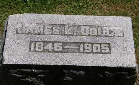 DOUCE, JAMES L. - Marion County, Ohio | JAMES L. DOUCE - Ohio Gravestone Photos
