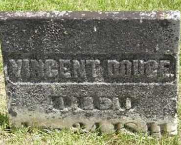 DOUCE, VINCENT - Marion County, Ohio   VINCENT DOUCE - Ohio Gravestone Photos