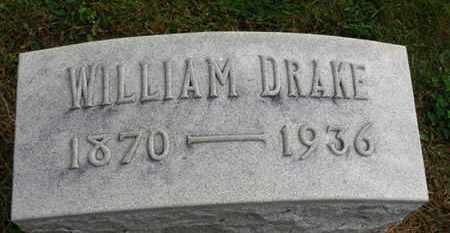 DRAKE, WILLIAM - Marion County, Ohio | WILLIAM DRAKE - Ohio Gravestone Photos