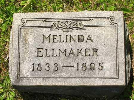 ELLMAKER, MELINDA - Marion County, Ohio | MELINDA ELLMAKER - Ohio Gravestone Photos