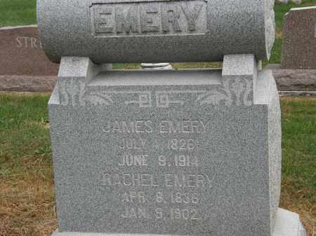 EMERY, RACHEL - Marion County, Ohio | RACHEL EMERY - Ohio Gravestone Photos
