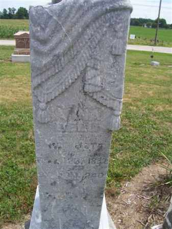 EVERETT, ANNA BELL - Marion County, Ohio | ANNA BELL EVERETT - Ohio Gravestone Photos