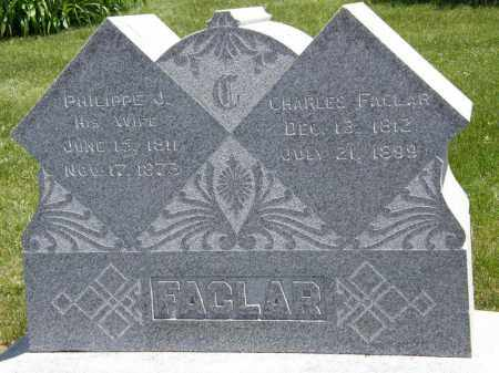 FAGLAR, PHILIPPE J. - Marion County, Ohio | PHILIPPE J. FAGLAR - Ohio Gravestone Photos