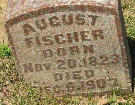 FISCHER, AUGUST - Marion County, Ohio | AUGUST FISCHER - Ohio Gravestone Photos