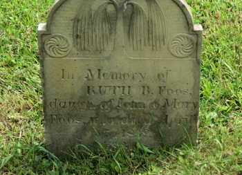 FOOS, RUTH B. - Marion County, Ohio | RUTH B. FOOS - Ohio Gravestone Photos