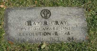 GRAY, FRAZER - Marion County, Ohio | FRAZER GRAY - Ohio Gravestone Photos