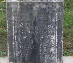 FREDERICK, LYDIA - Marion County, Ohio | LYDIA FREDERICK - Ohio Gravestone Photos