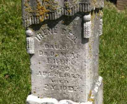 FREE, IRENE BELL - Marion County, Ohio | IRENE BELL FREE - Ohio Gravestone Photos