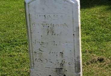 GANSHORN, DANIEL - Marion County, Ohio | DANIEL GANSHORN - Ohio Gravestone Photos