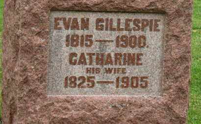 GILLESPIE, EVAN - Marion County, Ohio | EVAN GILLESPIE - Ohio Gravestone Photos