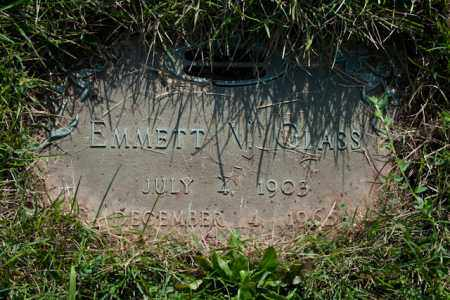 GLASS, EMMETT V - Marion County, Ohio | EMMETT V GLASS - Ohio Gravestone Photos