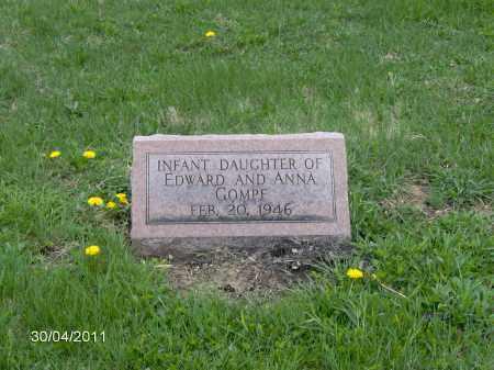 GOMPF, JEAN ANN - Marion County, Ohio | JEAN ANN GOMPF - Ohio Gravestone Photos