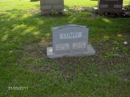 GOMPF, LOWELLL - Marion County, Ohio | LOWELLL GOMPF - Ohio Gravestone Photos