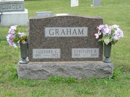 GRAHAM, CLIFFORD - Marion County, Ohio | CLIFFORD GRAHAM - Ohio Gravestone Photos
