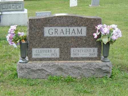 GRAHAM, GENEVIEVE - Marion County, Ohio | GENEVIEVE GRAHAM - Ohio Gravestone Photos